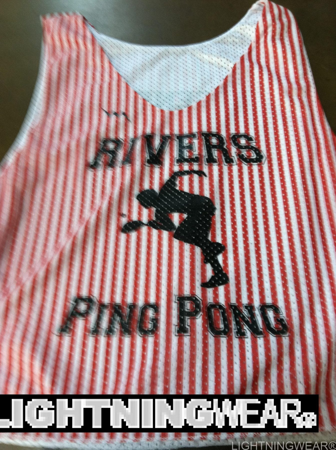 ping pong pinnies