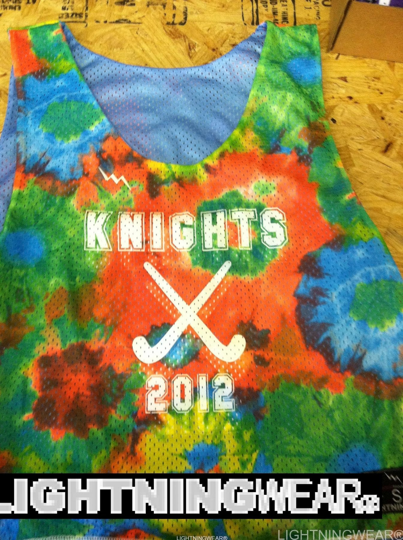 knights pinnies