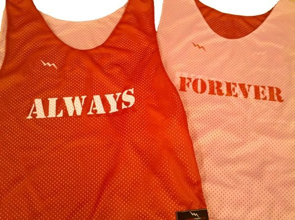 always forever valentines day pinnies