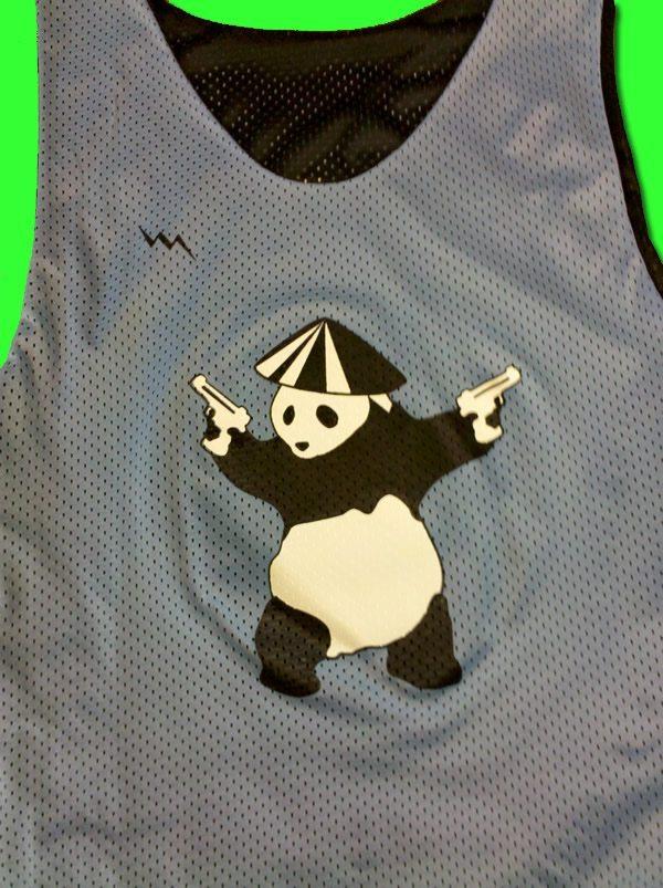 panda pinnie