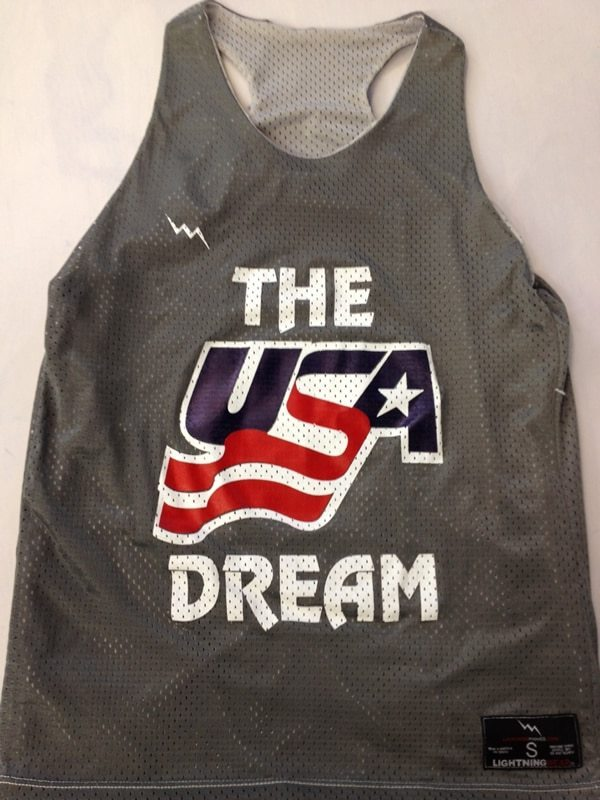 the usa dream pinnies