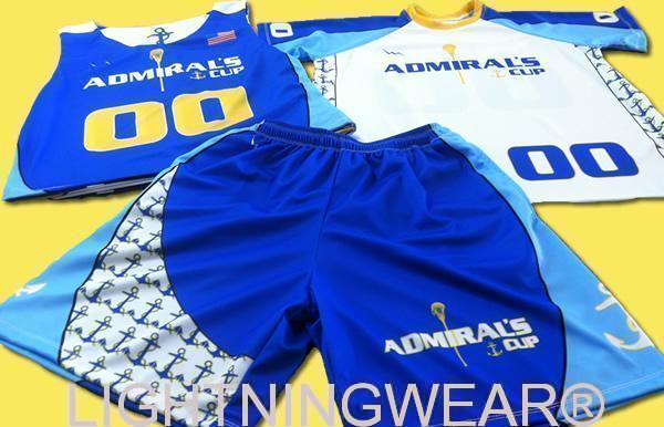Sublimated Shorts - Sublimated Shooter Shirts