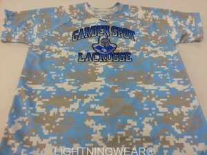 Sublimated Lacrosse Shirts