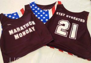 marathon monday jerseys