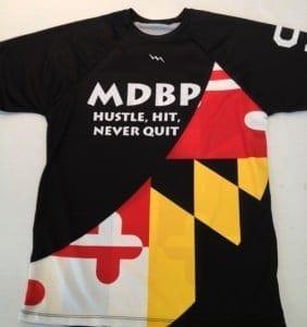 maryland flag custom shooter shirts