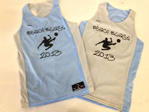 beach blast reversible jerseys