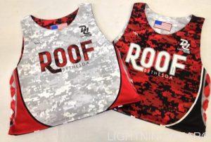 sublimated custom lacrosse jerseys