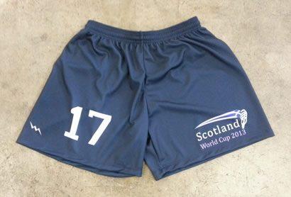 team scotland womens lacrosse shorts