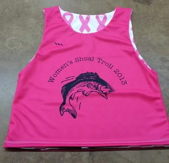 womens shoal troll pinnies