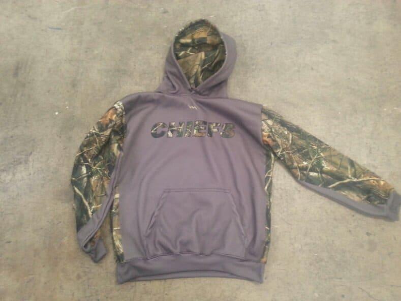 camouflage sweatshirts