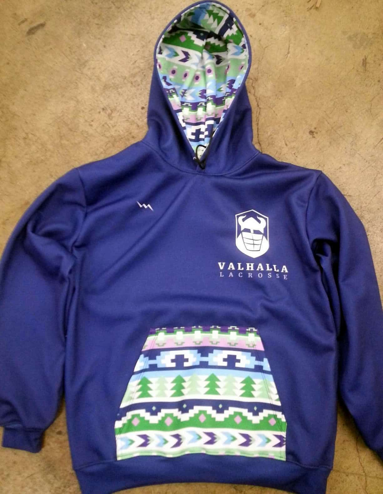 personalized hooded sweatshirts
