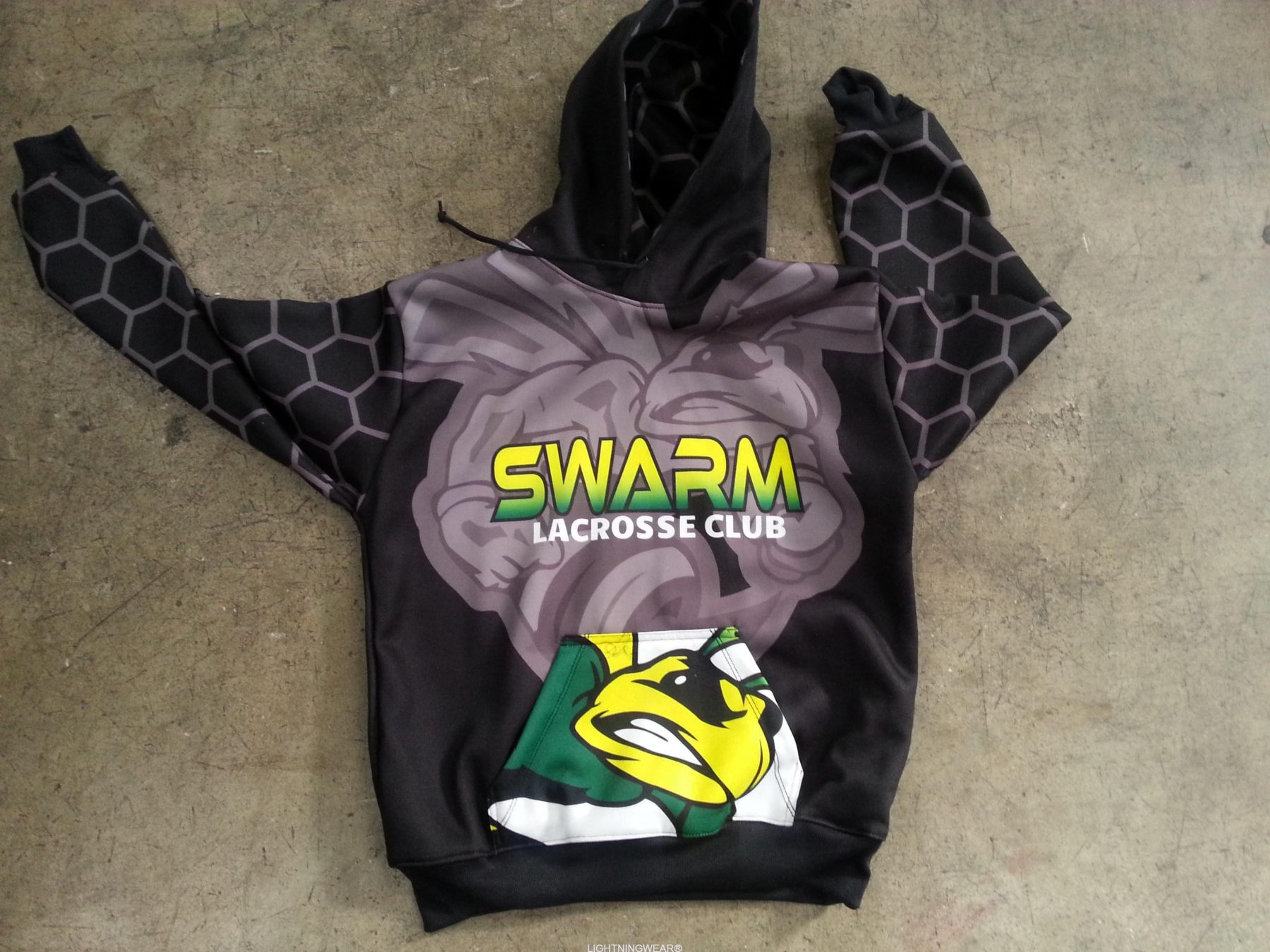 team hooded sweatshirts