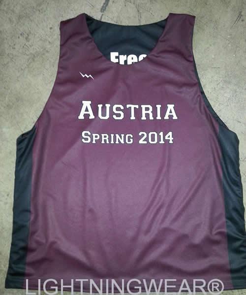 fd7b60af05c Sublimated Basketball Jerseys. austria custom basketball pinnies