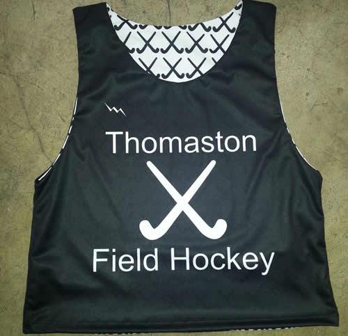 thomaston field hockey pinnie