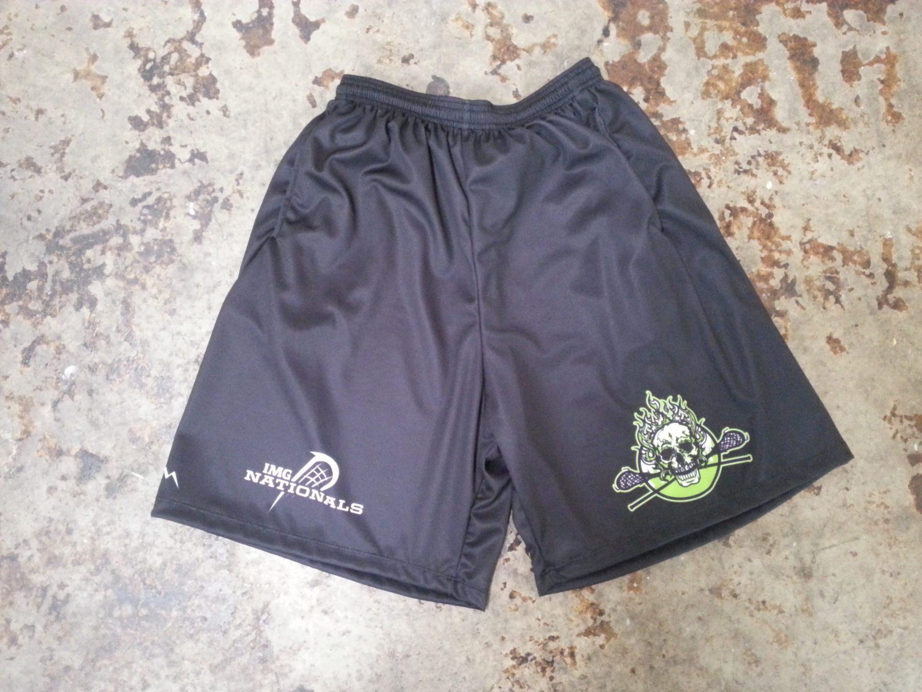 customized lacrosse shorts in georgia