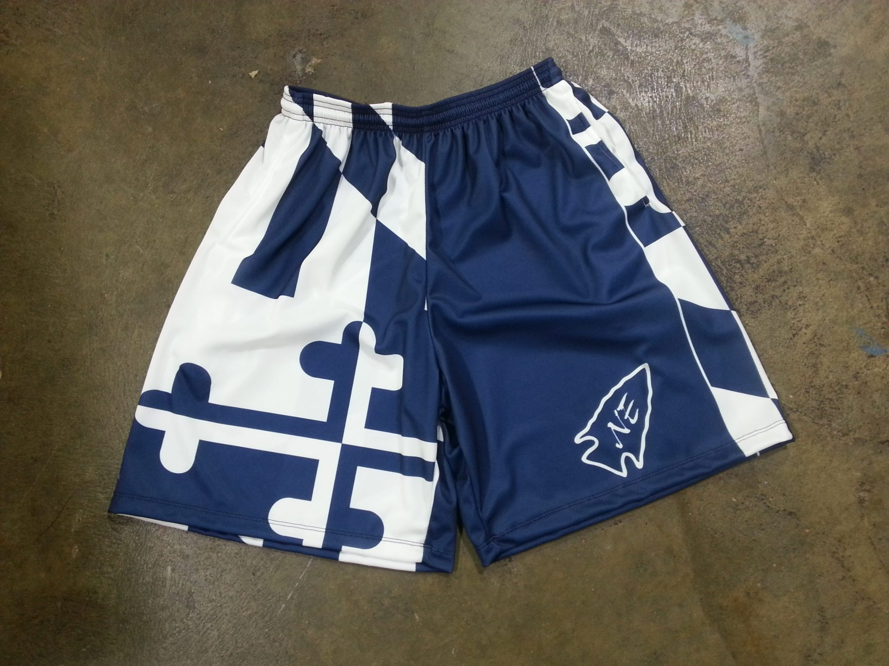 lacrosse shorts in maryland