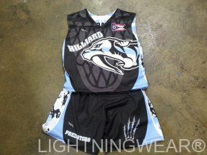 graphic lacrosse uniforms
