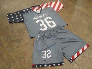american flag lacrosse uniforms