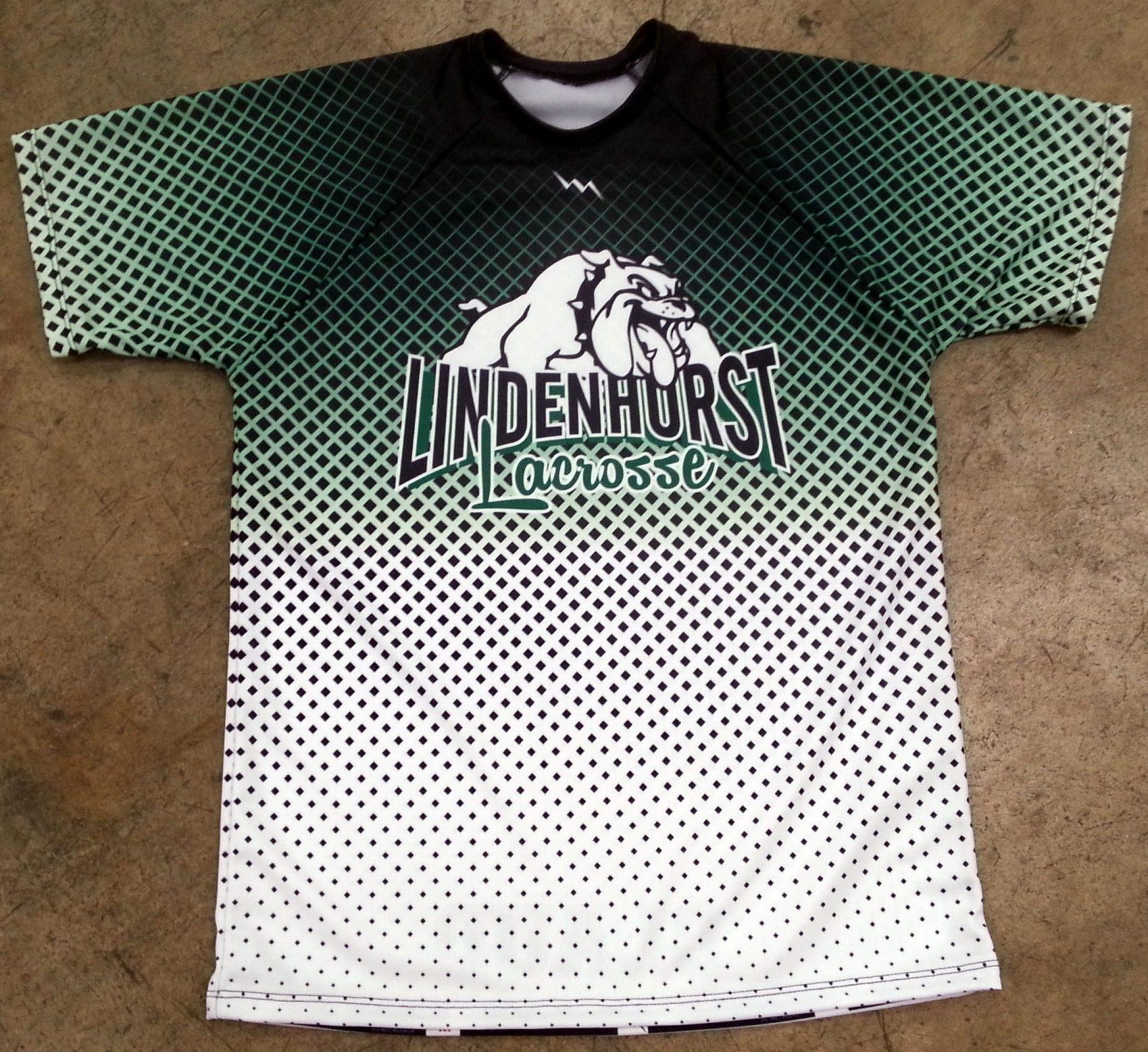 lacrosse shirts custom