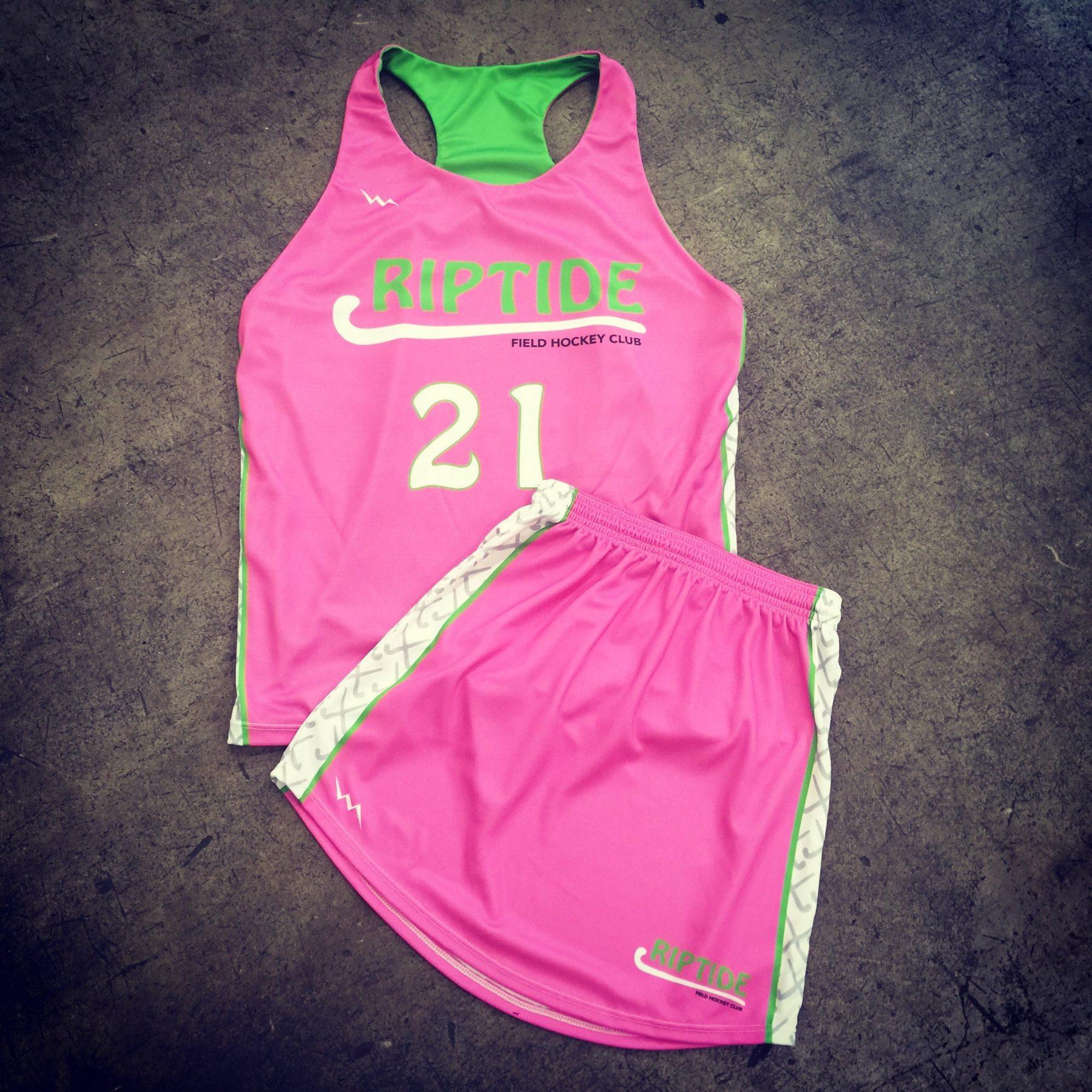 girls field hockey uniforms