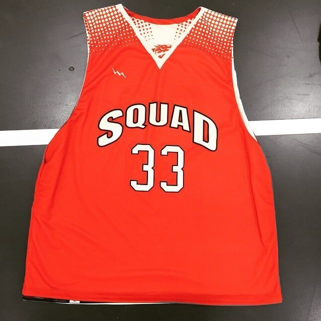basketball camp uniforms