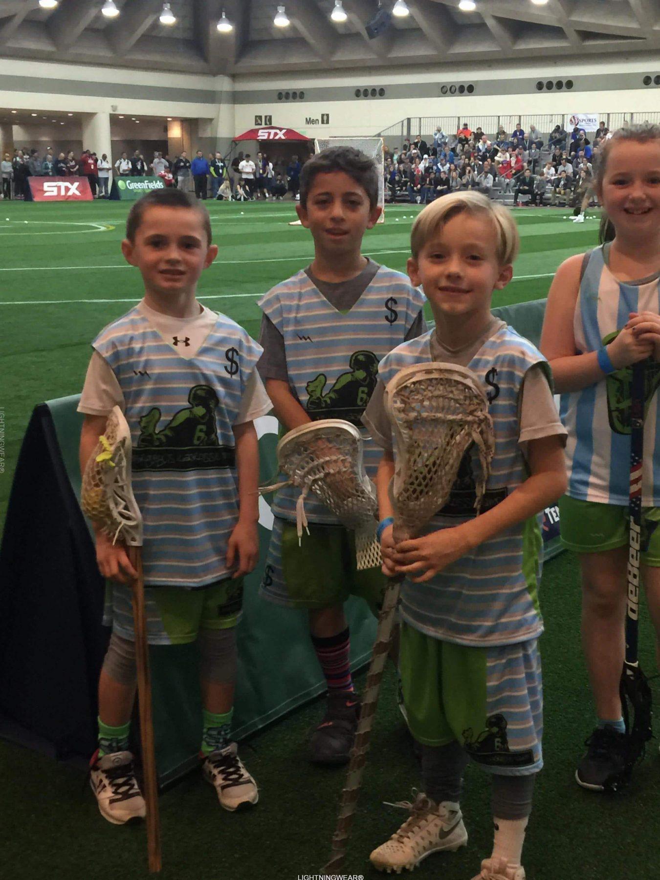 custom youth lacrosse uniforms