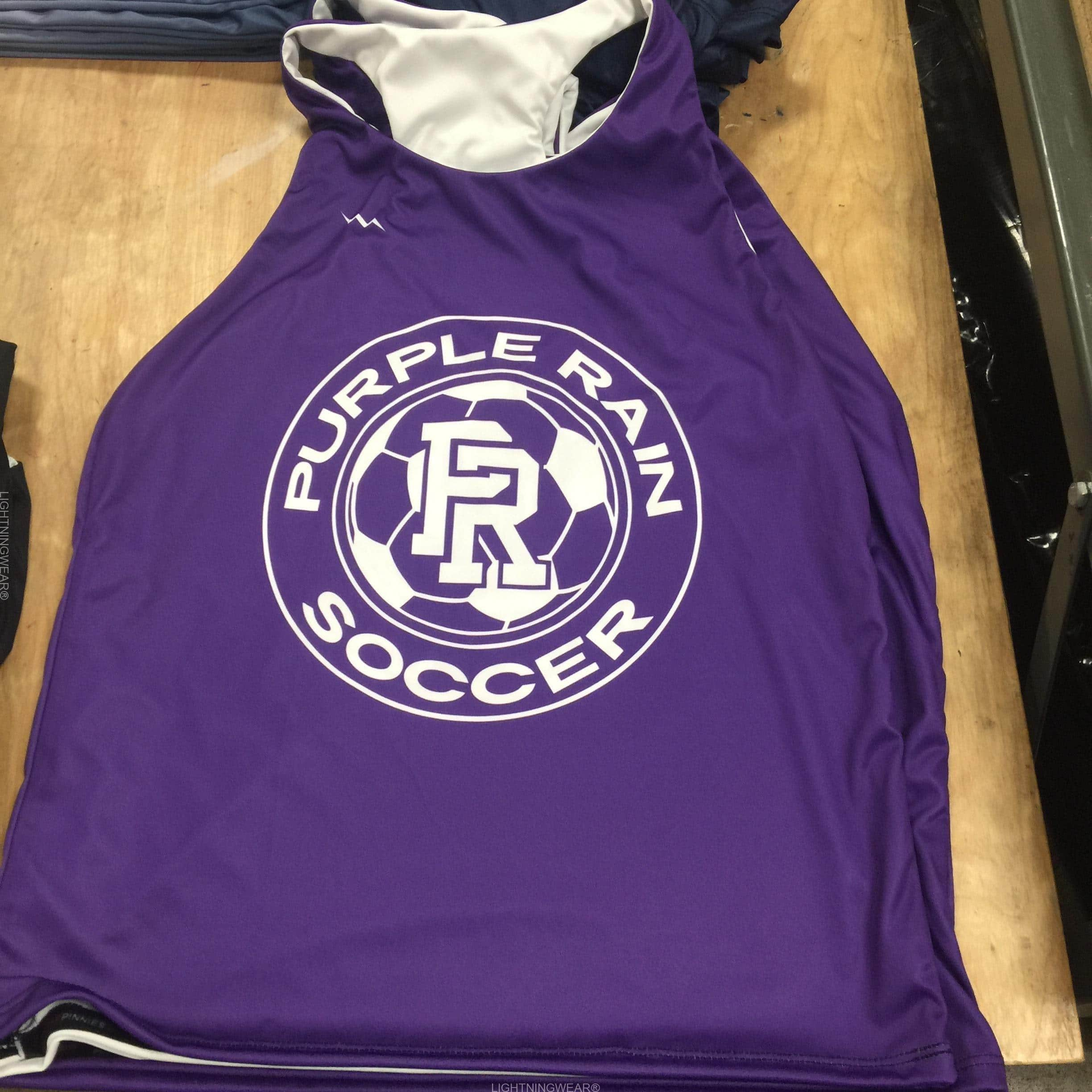 Womens Soccer Pinnies