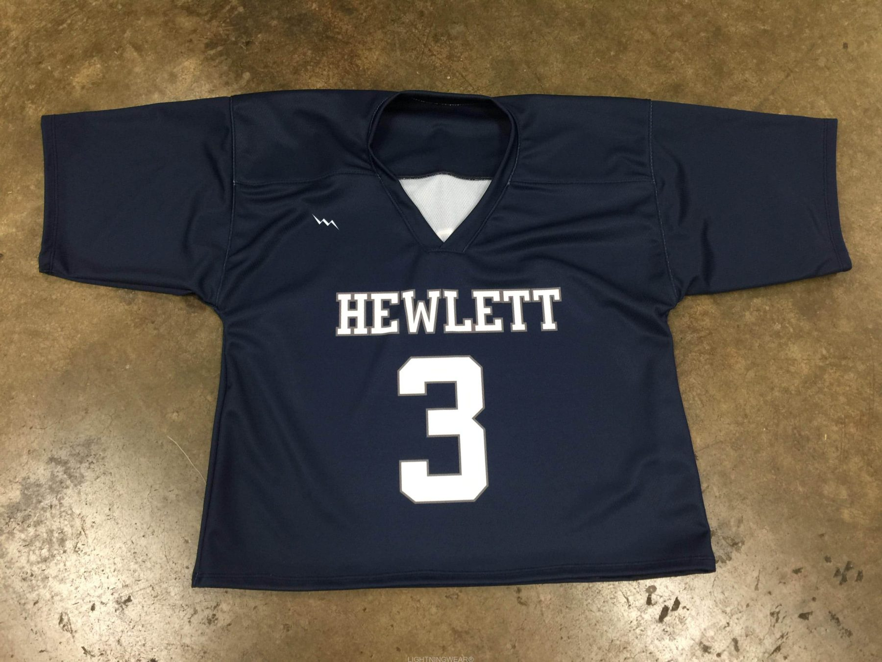 personalized lacrosse jerseys