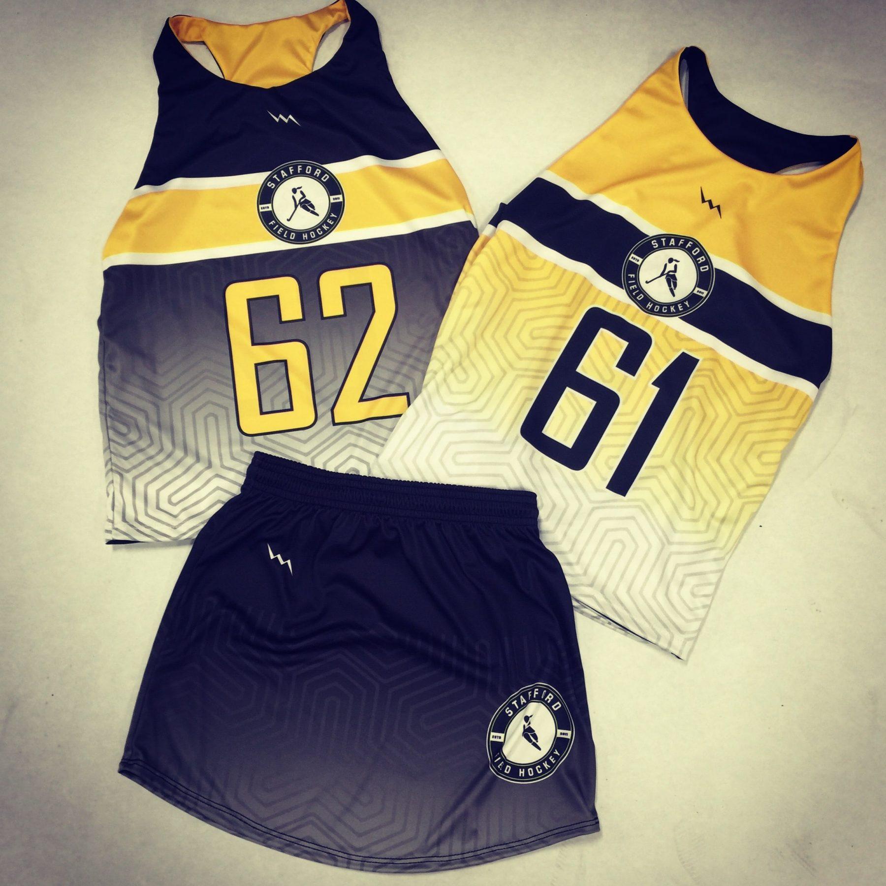 ladies field hockey uniforms