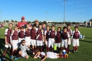 boys soccer uniforms