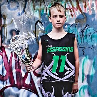 Youth Custom Sport Apparel