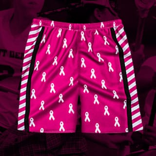 Women's Custom Lacrosse Shorts