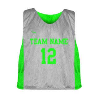 Youth Lacrosse Pinnie with Side Panel