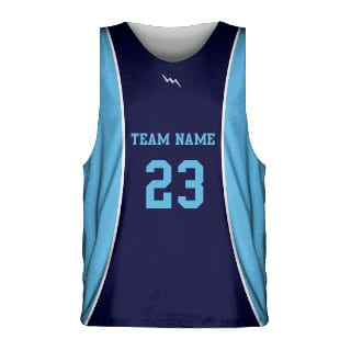Sublimated Basketball Jersey - Thrasher