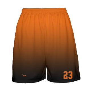 Mens Basketball Shorts - Sublimated Basketball PG