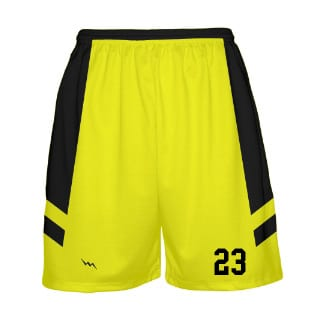 Mens Basketball Shorts - Sublimated Basketball PF