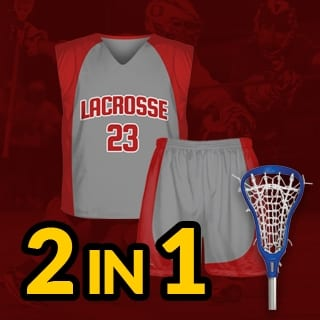 2 in 1 Lacrosse Pack