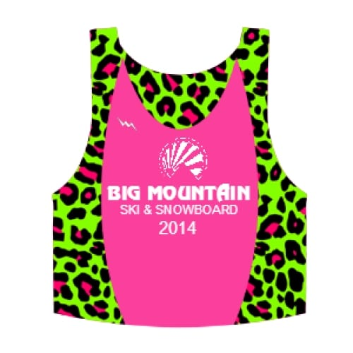 Ski Pinnies - Snowboarding Pinnies - Skiing Pinnies