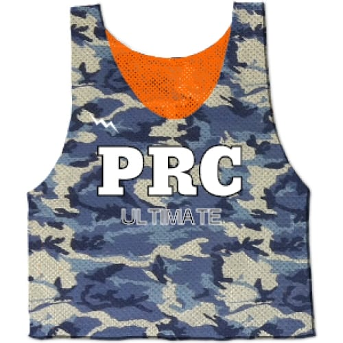 Ultimate Frisbee Pinnies - Custom Frisbee Pinnies