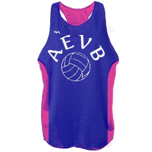 Volleyball pinnies  - Custom Volleyball Pinnie