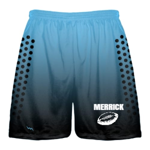 Sublimated Football Shorts