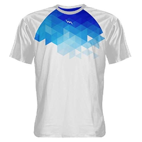 Abstract-White-Blue-Shooting-Shirts-Sublimated-Crew-Neck-Shirts-B0793BYS82.jpg