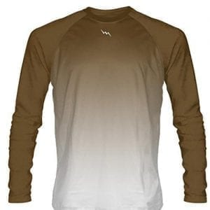 Brown-Long-Sleeve-Lacrosse-Shirts