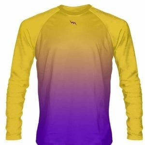 Gold-Purple-Fade-Ombre-Long-Sleeve-Shirts