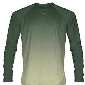 Green-Long-Sleeve-Lacrosse-Shirts