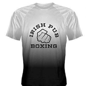 Irish-Pub-Boxing-T-Shirt-White-Black