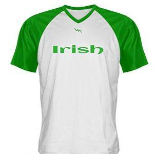 V Neck St Patrick's Day Shirts