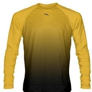 Athletic-Gold-Long-Sleeve-Lacrosse-Shirts