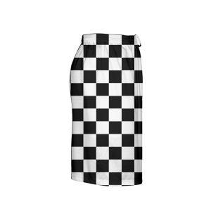 Black-Checker-Board-Shorts