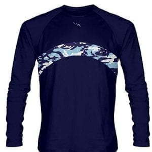 Blue-Camouflage-Long-Sleeve-Lacrosse-Shirts